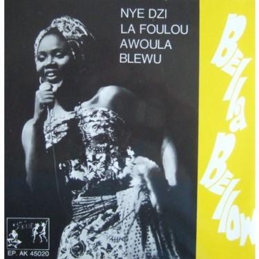 Bella Bellow, pionnière de la musique togolaise