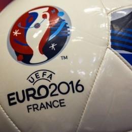Image dun ballon de foot de l Euro 2016