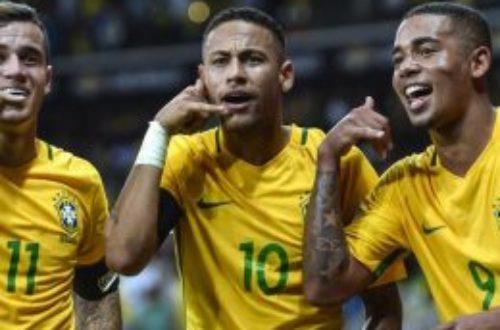 Article : Mondial 2018 : le Brésil, assurément l'équipe à suivre !